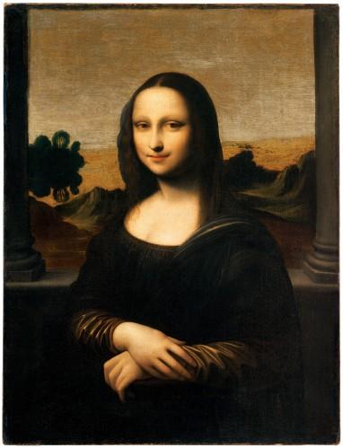 da Vinci - Isleworth Mona Lisa