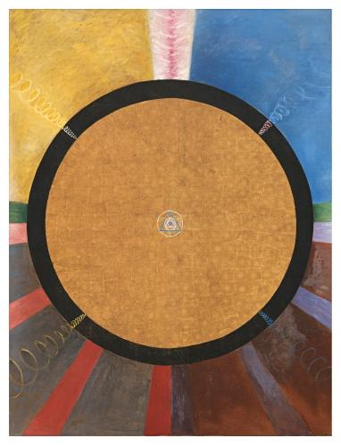 Hilma af Klint - Altarpiece No. 3 (1915)