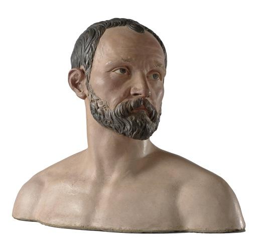 Johan Gregor van der Schardt - Self-portrait (c. 1573)
