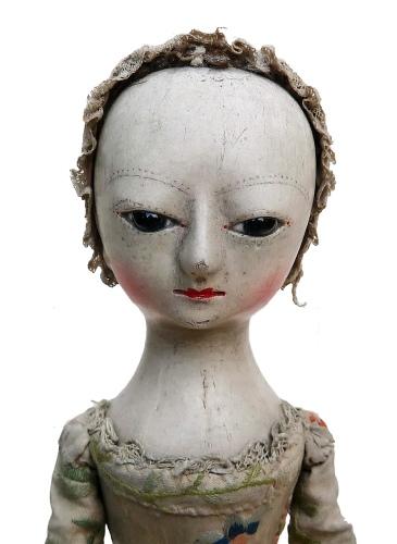 Old Pretenders Doll