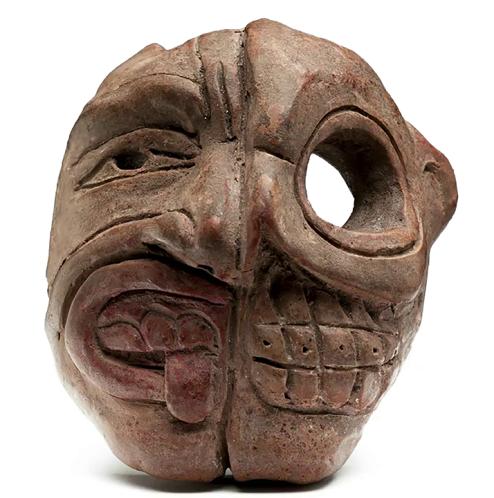 Tlatilco Mask (1100-600 BC)