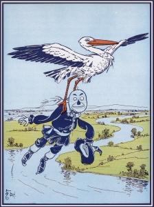 W. W. Denslow - Scarecrow (1900)