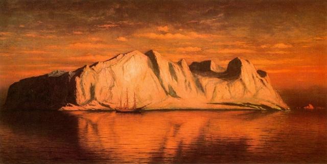 William Bradford - Muir Glacier (1890)