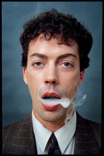 Art Kane - Tim Curry (1981)