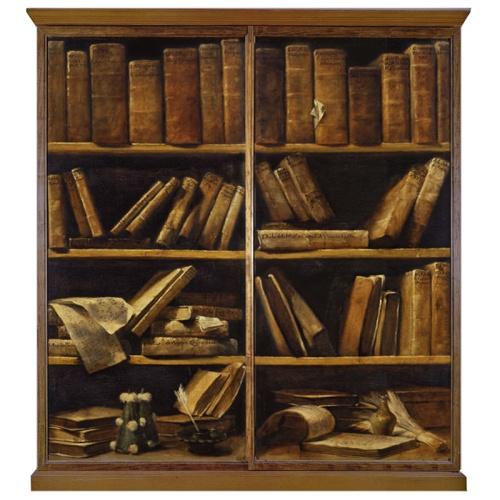 Giuseppe Maria Crespi - Libreria musicale (c. 1725)