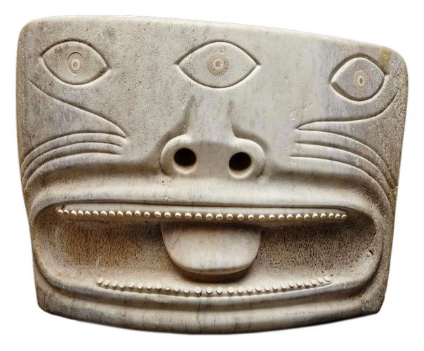 Karoo Ashevak - Spirit Faces (Tooth Pull)