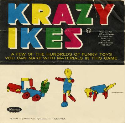 Krazy Ikes 1