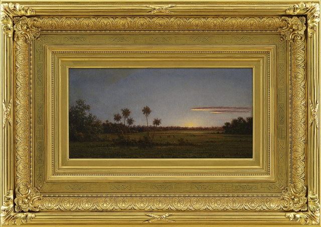 Martin Johnson Heade - Florida Pastoral