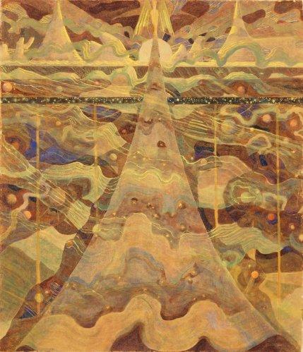 Mikalojus Konstantinas Čiurlionis - Sonata No. 6 (Sonata of the Stars) - Allegro (1908)