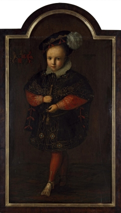 Portrait of Edward VI (17th Century)