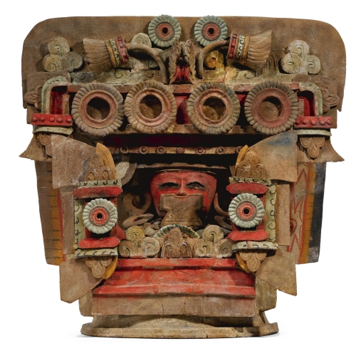 Teotihuacan cencer lid (c. 450-650)