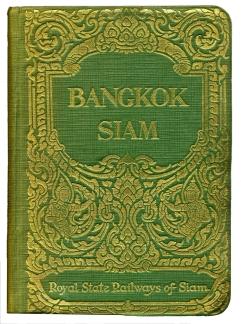 Bangkok Siam - Cover (1928)