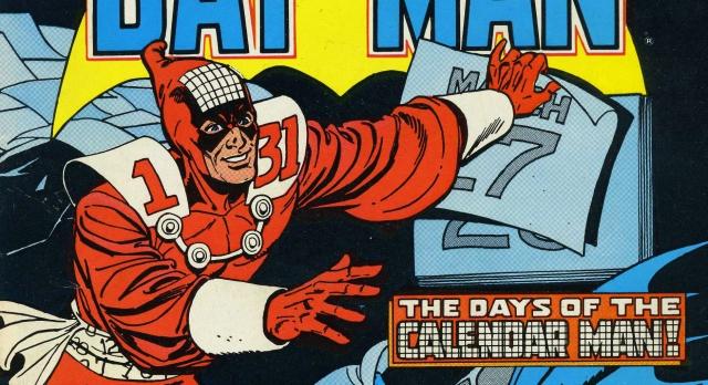 Batman 384 (June 1985) detail
