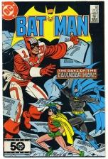 Batman 384 (June 1985)