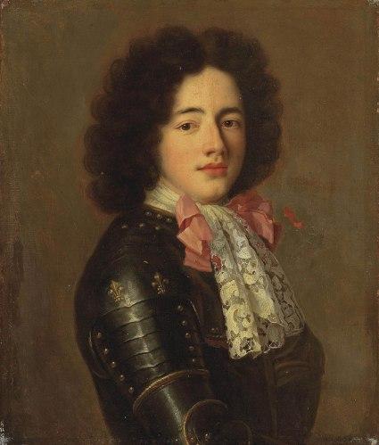 Circle of Pierre Mignard - Portrait of Louis de Bourbon, Comte de Vermandois (c. 1680)
