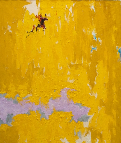 Clyfford Still - PH-129 (1949)