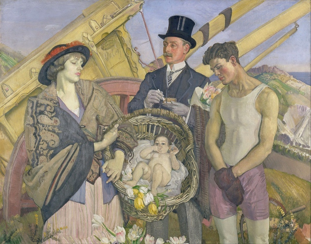 George W. Lambert - Important People (1914-1921)