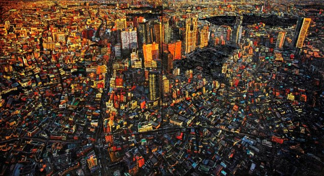 Tokio Diptychon