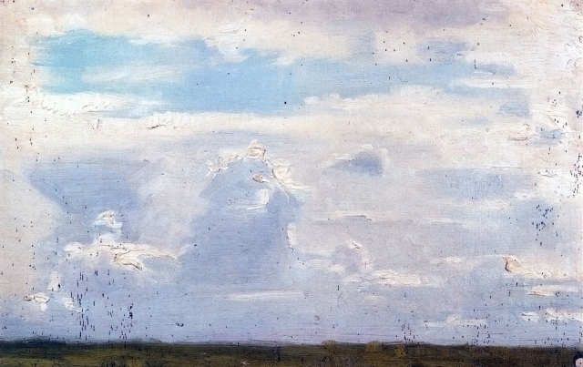 Marie Triepcke Kroyer - Clouds (1889)