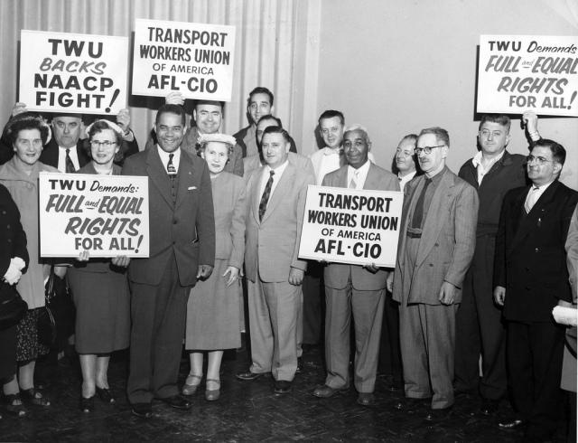 TWU - NAACP (1941)