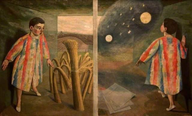 Dunbar, Evelyn Mary, 1906-1960; Joseph's Dream