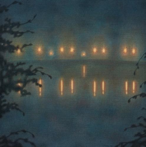 Stefan Johansson - The Brigge in Fog (1942)