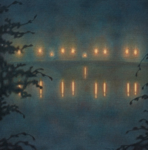 Stefan Johansson - The Brigge in Fog (1942)