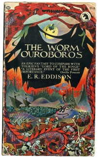 E. R. Eddison - The Worm Ouroboros (1922)