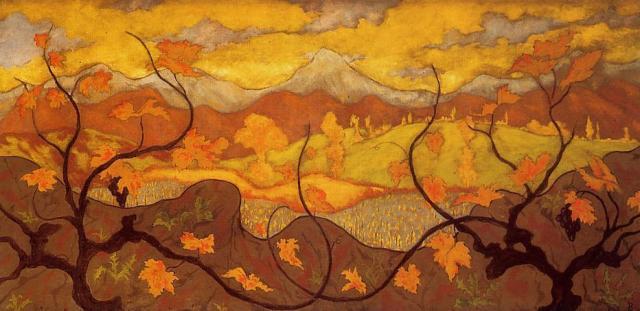 Paul Ranson - Vines (c 1902)