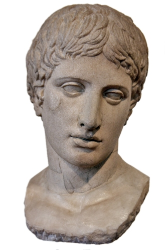 Museo BarraccoRoman copy of  a Greek original (late 5th century BC)