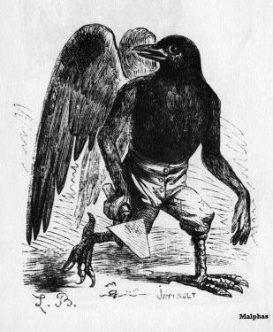 Louis Breton - Malphas (1863)