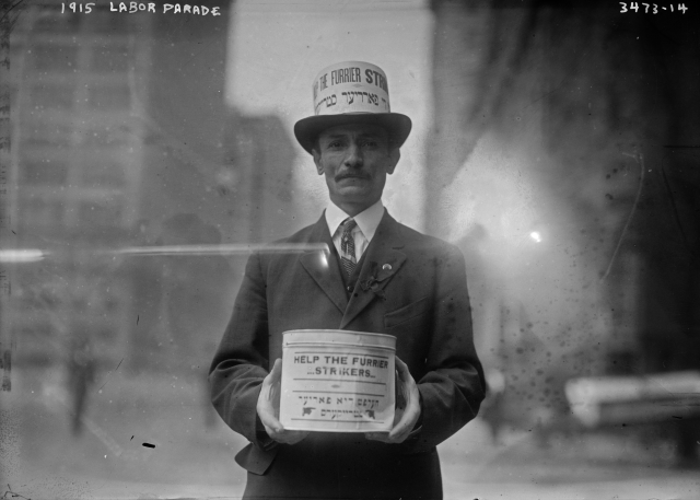 1915 Labor Parade