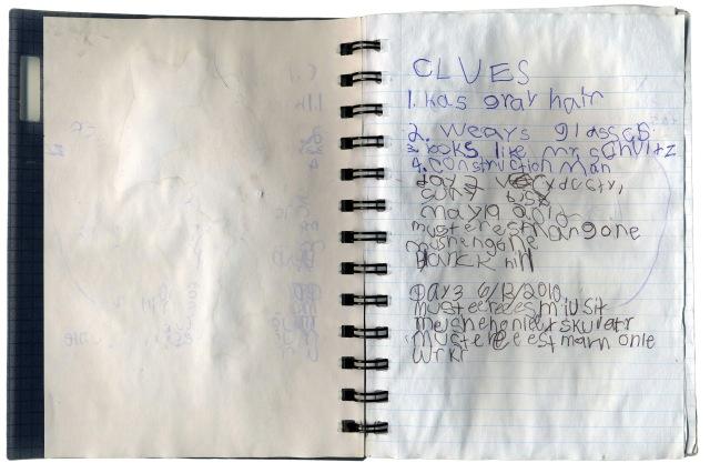 found notebook 2