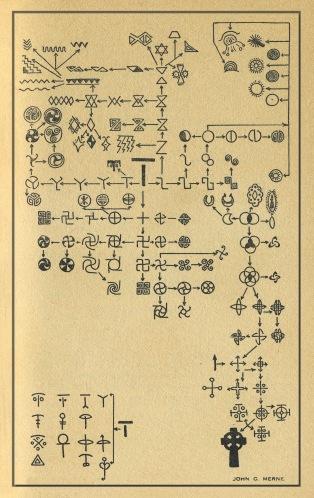 John G Merne - A Handbook of Celtic Ornament (1974)