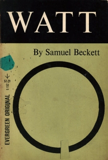 Samuel Beckett - Watt - 1953