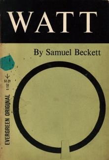 Samuel Beckett - Watt - 1953