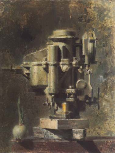 Walter Tandy Murch - Carburetor (1957)