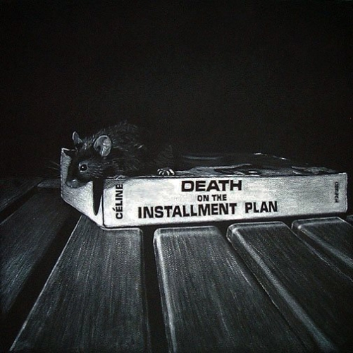 Adam Stennett - Mouse on Book 1 (Death on the Installment Plan) (2005)