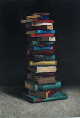 Ephraim Rubenstein - Book Pile XX