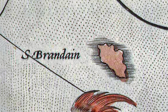 Abraham Ortelius - Septentrionalium Regionum Descrip (1595 - First Edition 1570) [detail]
