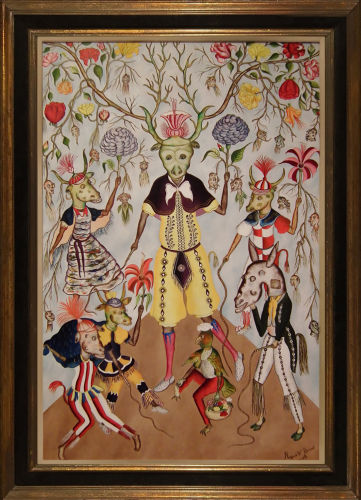 Rigaud Benoit - Carnaval des Fleurs (1973)