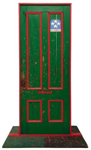 Dana C Chandler - Fred Hampton's Door 2 (1975)