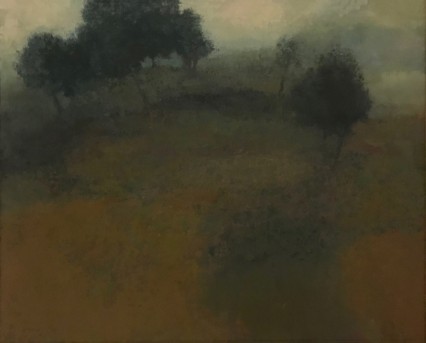 Richard Mayhew - Pastoral (c 1963)