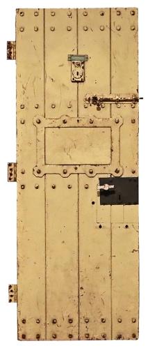 Door C 3 3 Reading Gaol