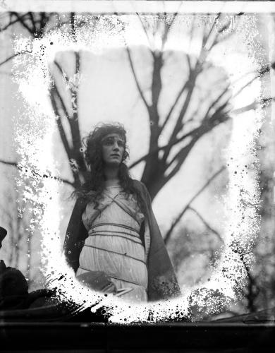 Amelia Rosser as Ireland (1920)
