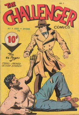 The Challenger No. 3 (Jul Aug Sept 1946) - 1