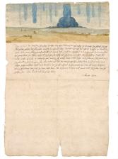 Albrecht Dürer - Dream (1525)