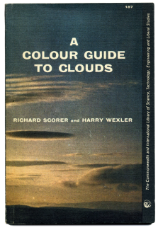 Scorer and Wexler - A Colour Guide to Clouds (1963)