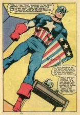 Stern Byrne - Captain America vol 1 no 255 (March 1981) (2)