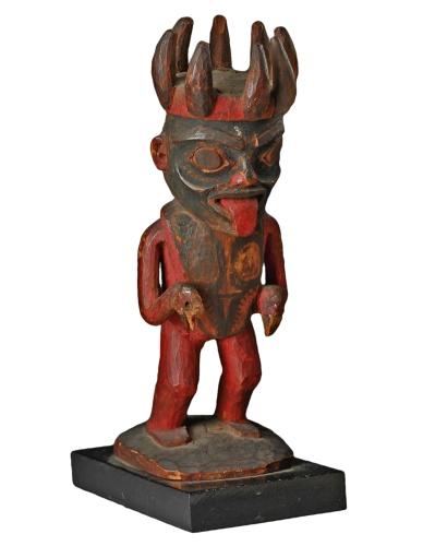 Tlingit Shaman Figure (c. 1929)